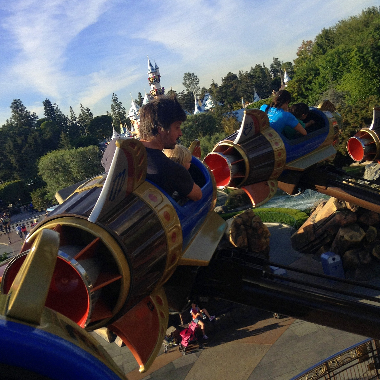 Insider's Guide To The Best Disneyland Rides For Toddlers
