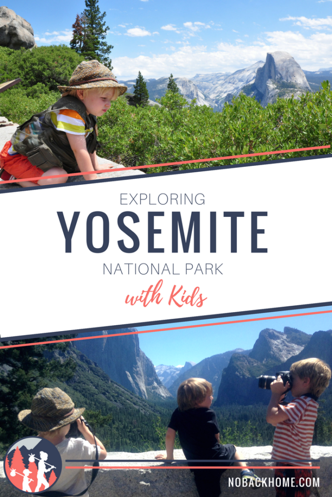 Exploring Yosemite National Park with toddlers in tow. Everything you need to know on what to do, where to stay and what to bring.