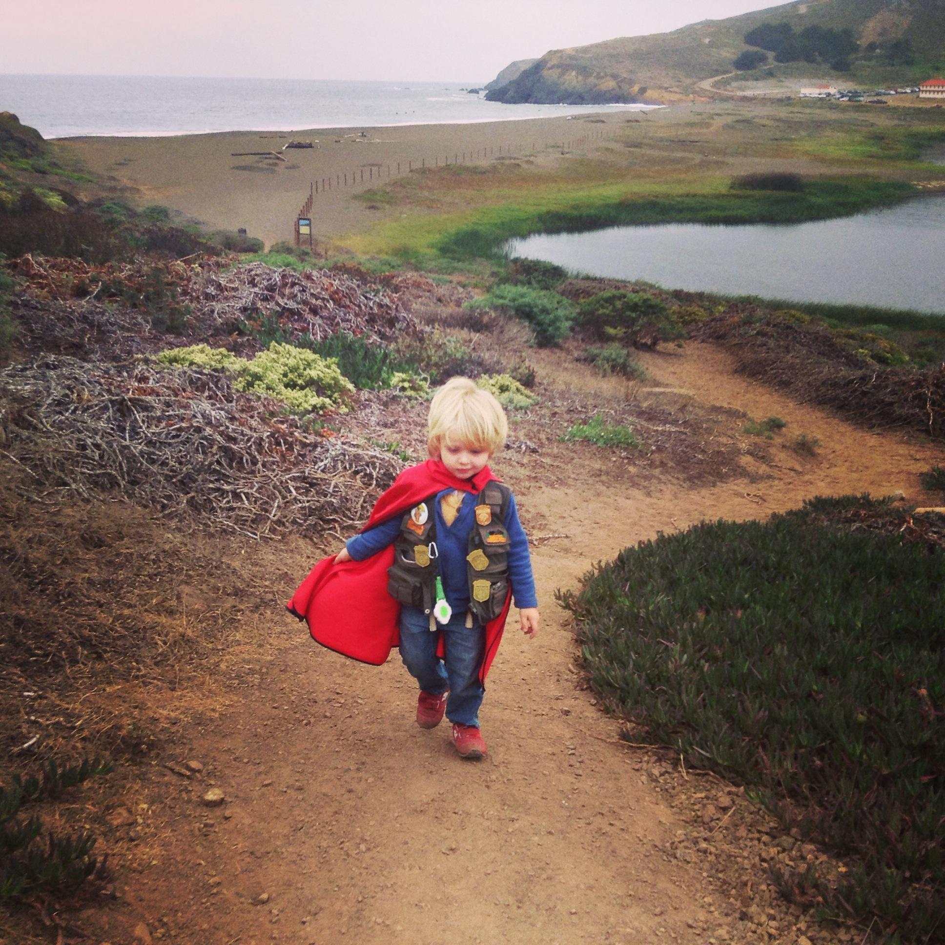 Family Fun: The National Park's Junior Ranger Program