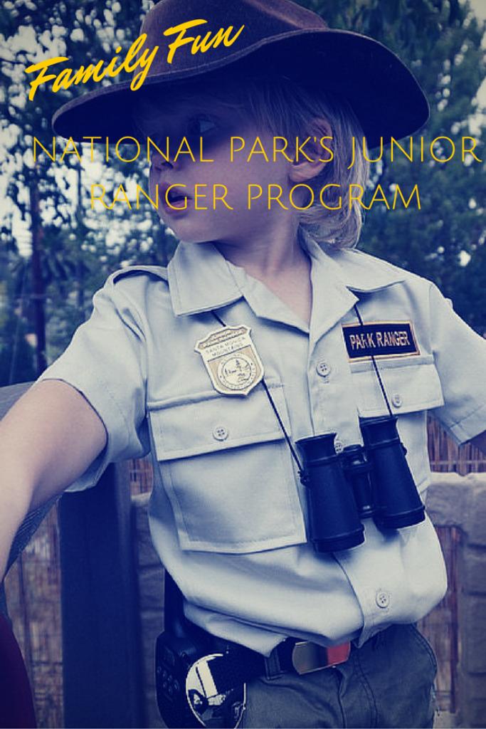 National Park's Junior Ranger Program