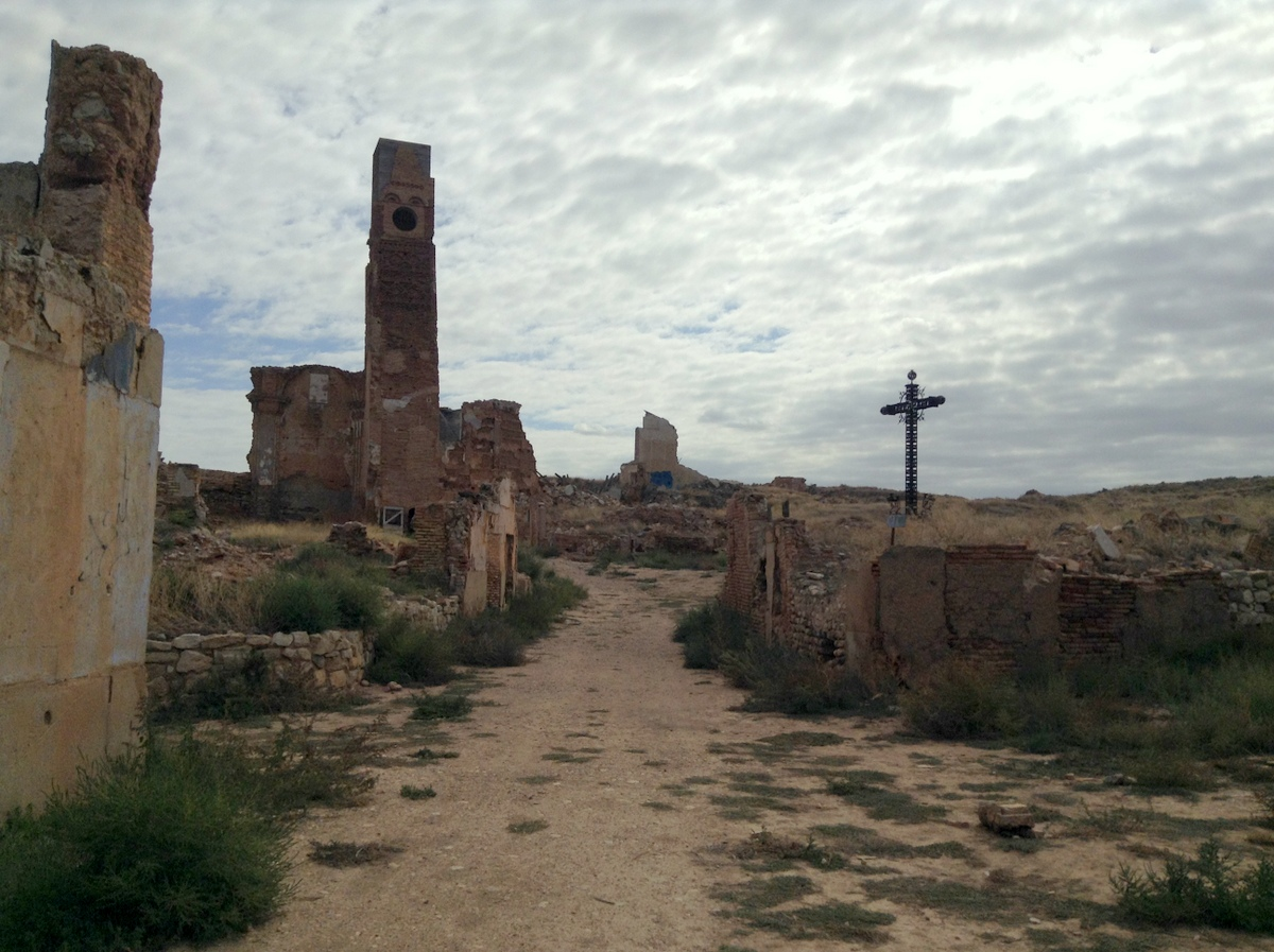 Travel Memories: Belchite