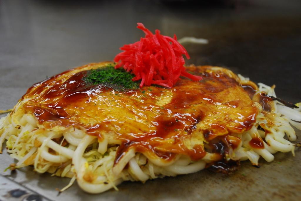 Okonomiyaki : Best Food In Japan