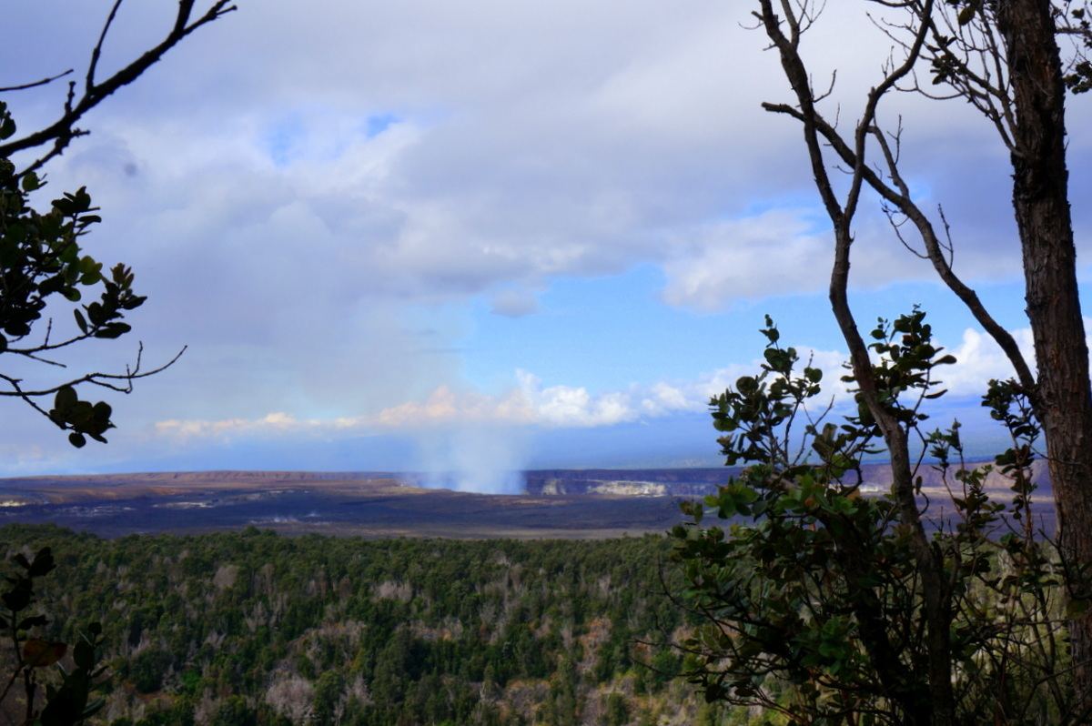Hiking the Kilauea Iki Trail with Kids