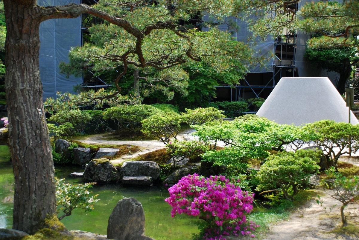 kyoto garden - Japan Itinerary