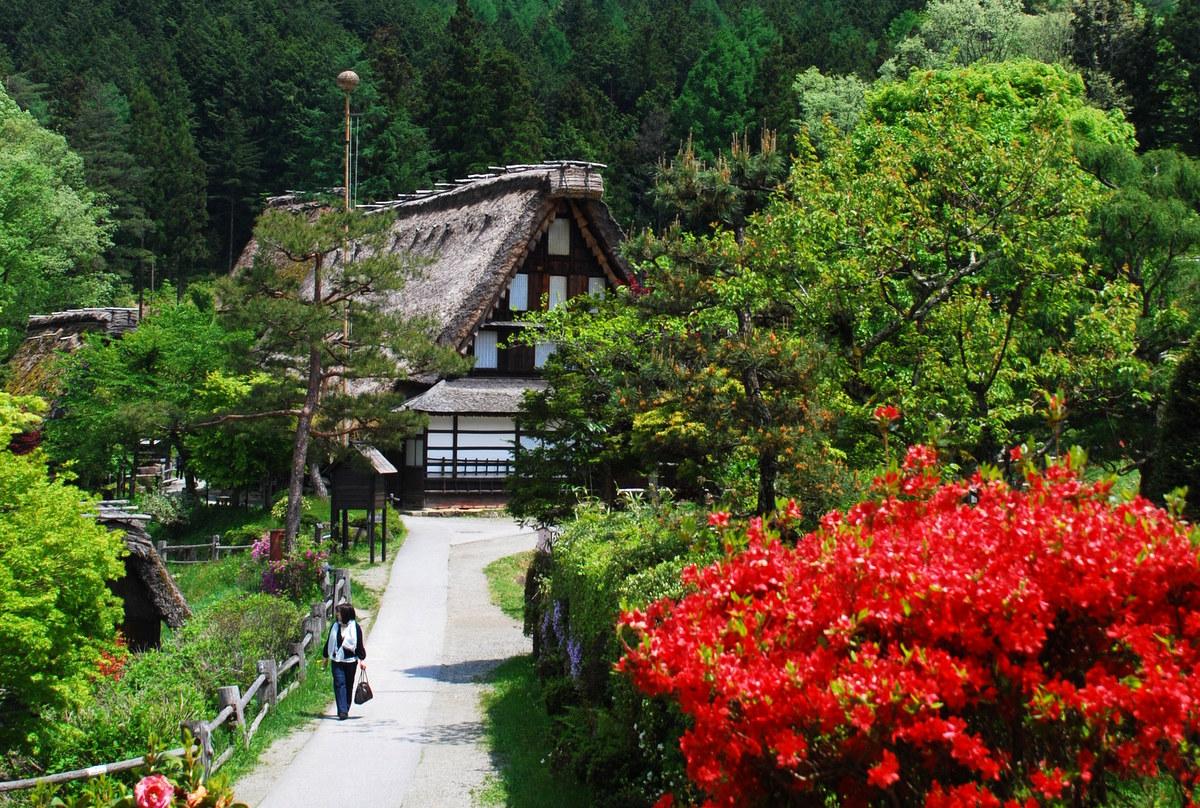 Hida Folk Village, Japan - Japan Itinerary