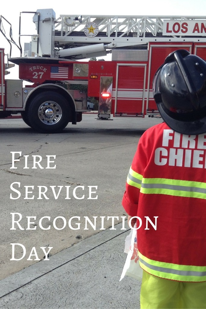 A family favorite is the yearly Fire Service Recognition Day in Los Angeles where the fire stations open their doors for visits and show off their amazing skills! Get out and support your fire fighters this May.