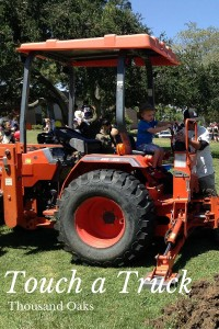 Touch a Truck in Thousand Oaks is a fun filled family event worth making the drive from Los Angeles for!