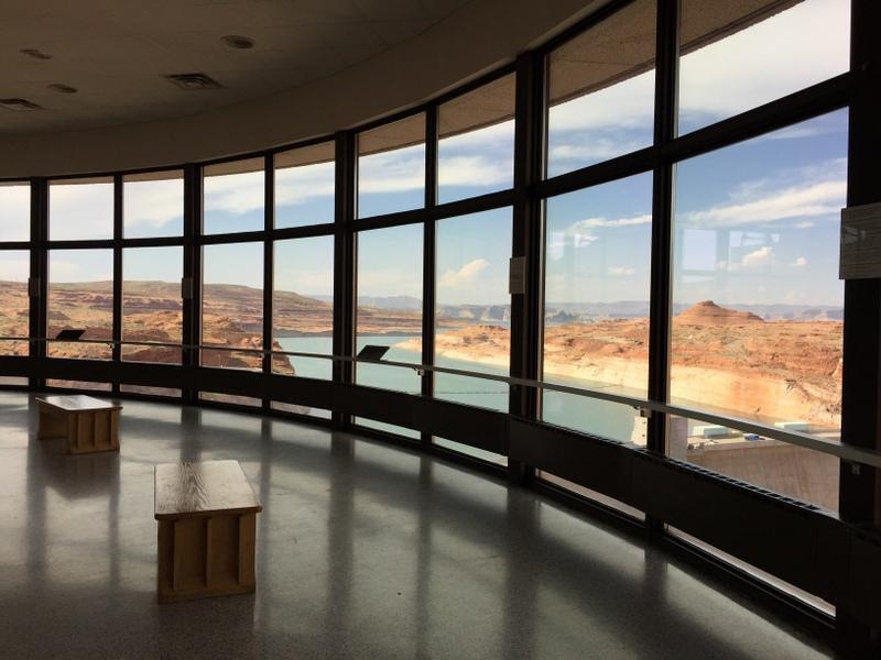 Carl Hayden Visitor Center
