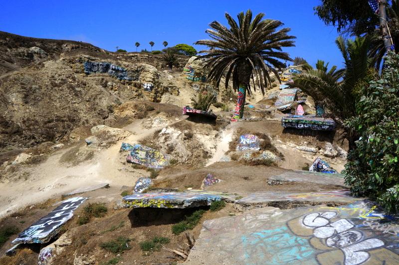 Sunken City of San Pedro