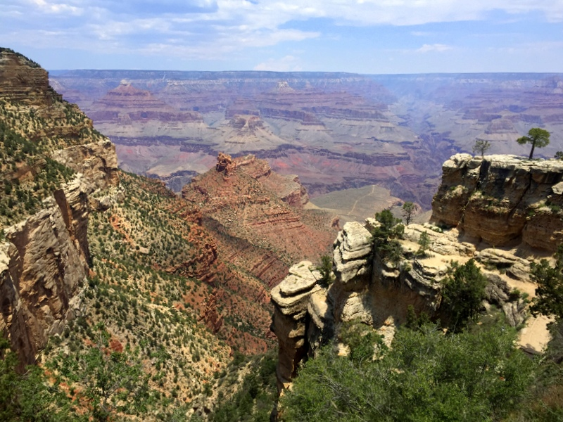 Grand Canyon in the summer: Tips on how to beat the heat and get the most out of your visit.