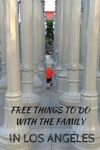 Recurring monthly free events for the family in Los Angeles. Free downloadable calendar for your fridge.