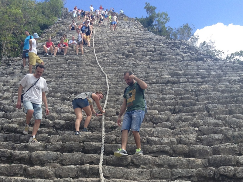Coba Ruins - Things to do in the Riviera Maya of Mexico