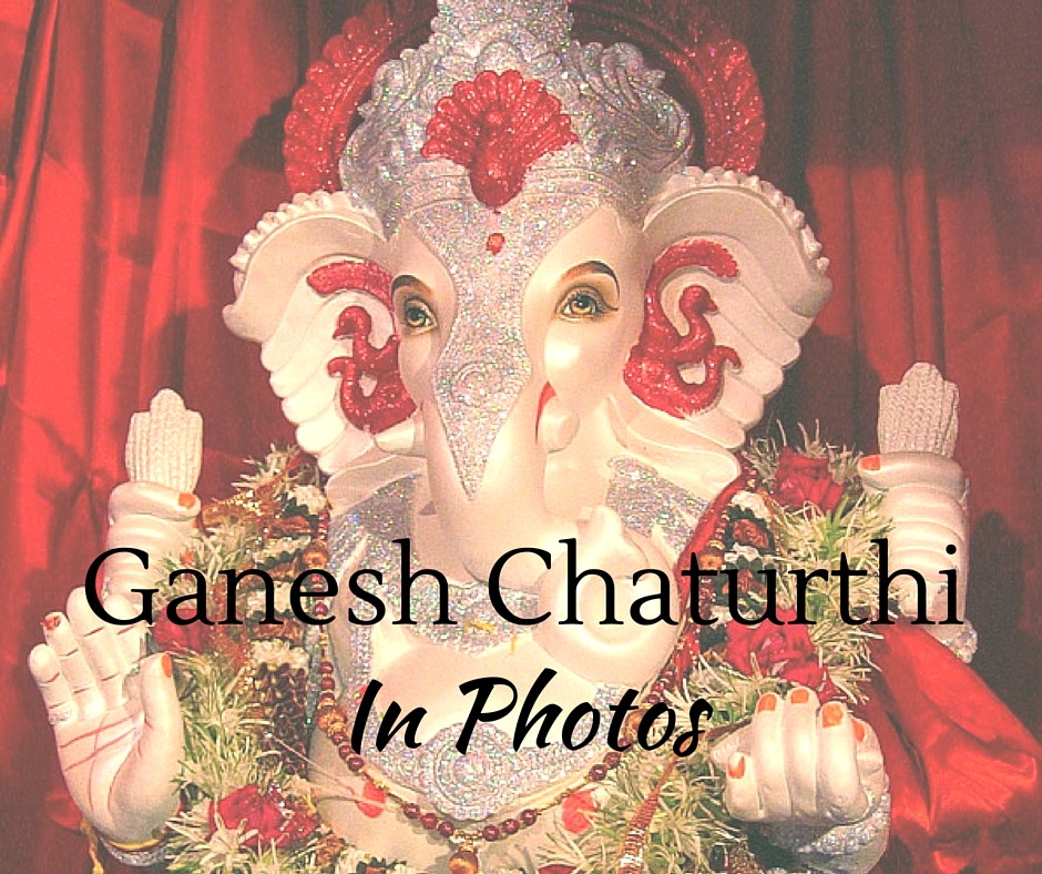 Ganesh Chaturthi: In Photos