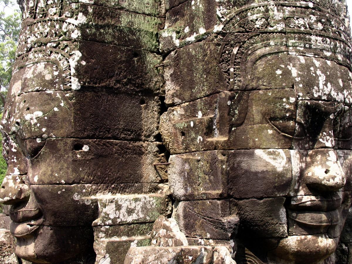 Cambodia in Photos: Bayon Temples at Angkor