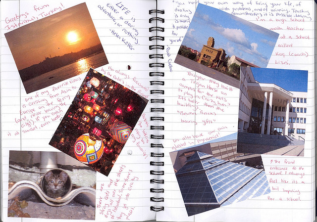 Notebook - Travel Essential