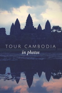 Take a tour of Cambodia through Photos - visit Phnom Penh, Pol Pots secret prison, a floating village and of course the magnificent temples of Angkor