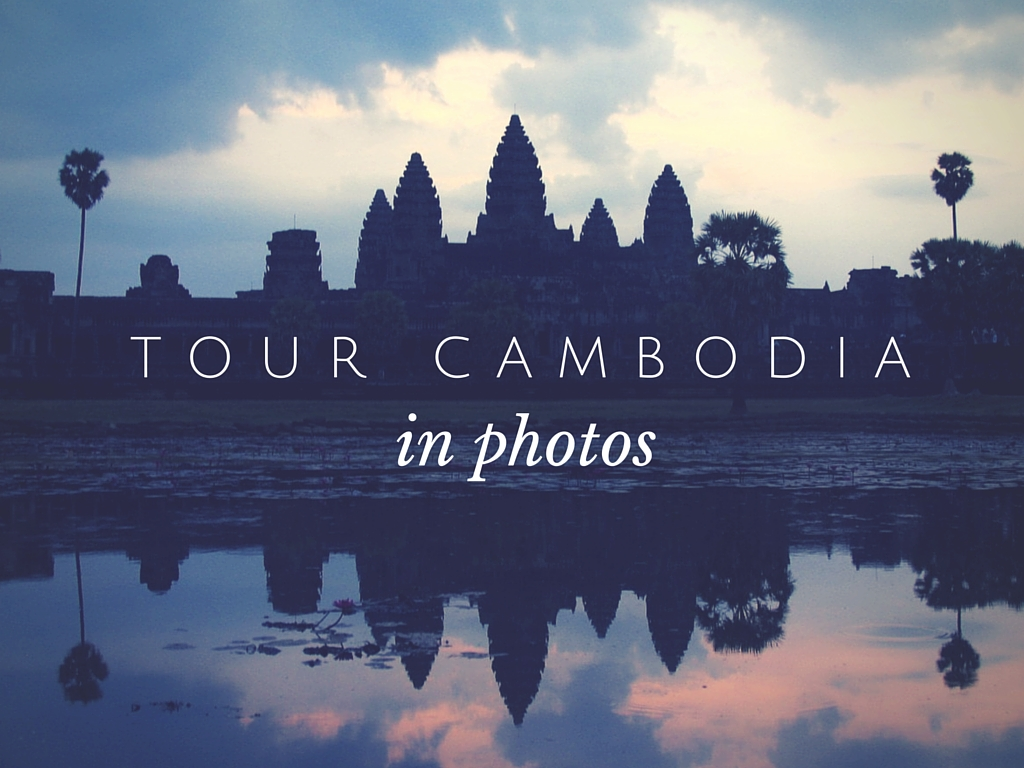 5 Spectacular Places To Visit In Cambodia: In Photos