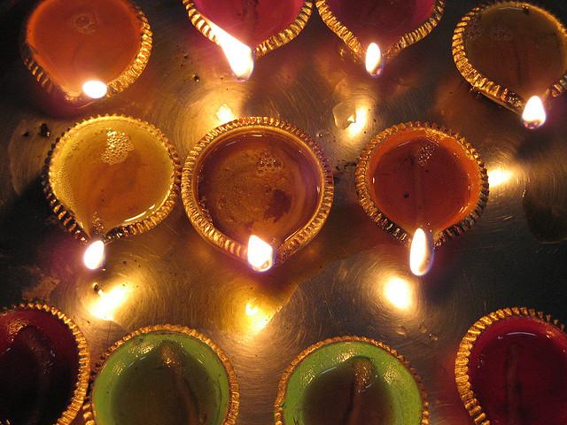 Diyas: 7 ways to celebrate Diwali with Kids