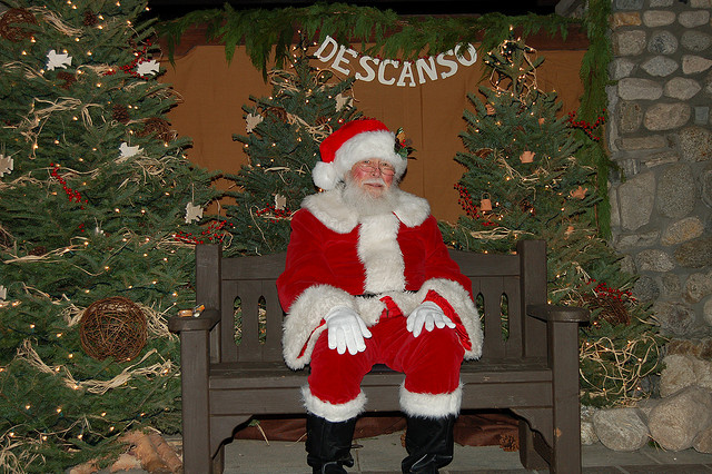 Breakfast with Santa - Los Angeles Holiday Activities & Events