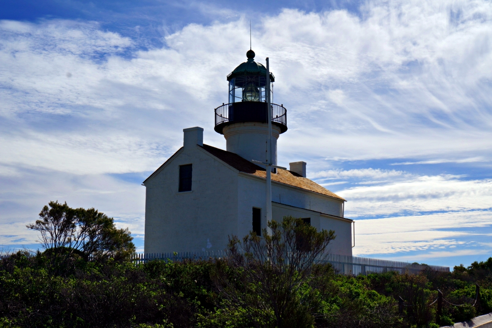 Cabrillo Lighthouse - National Parks with Kids: A how to guide
