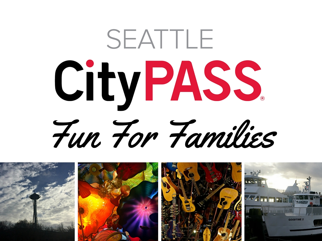 Family Fun With CityPASS Seattle