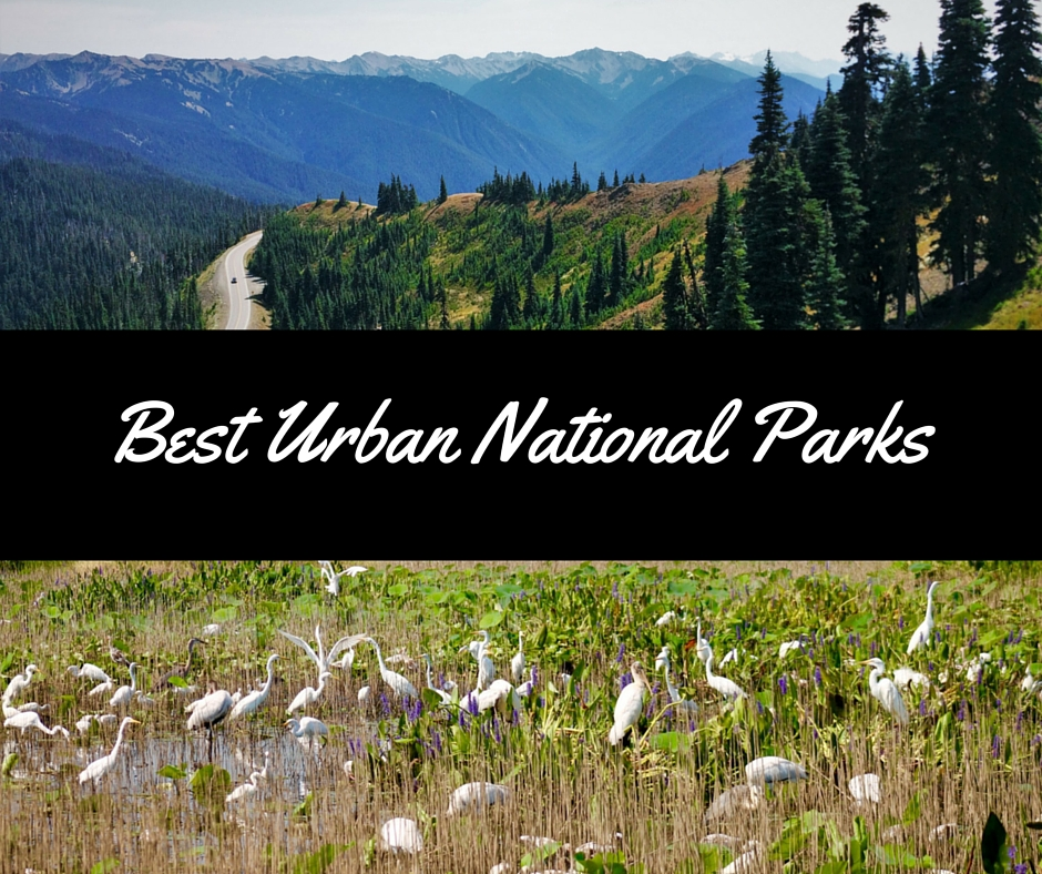 Best Urban National Parks For Families