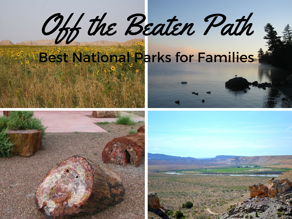 Get off the Beaten Path: Best National Parks for Families ...
