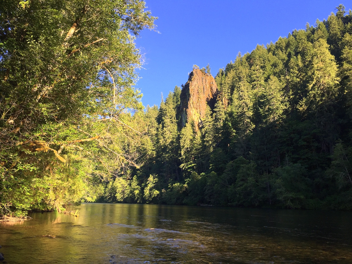 McKenzie River - Oregon Road Trip Itinerary