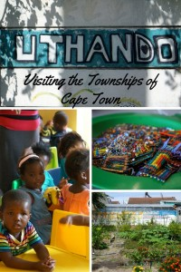 Uthando: A new way of visiting the townships of Cape Town