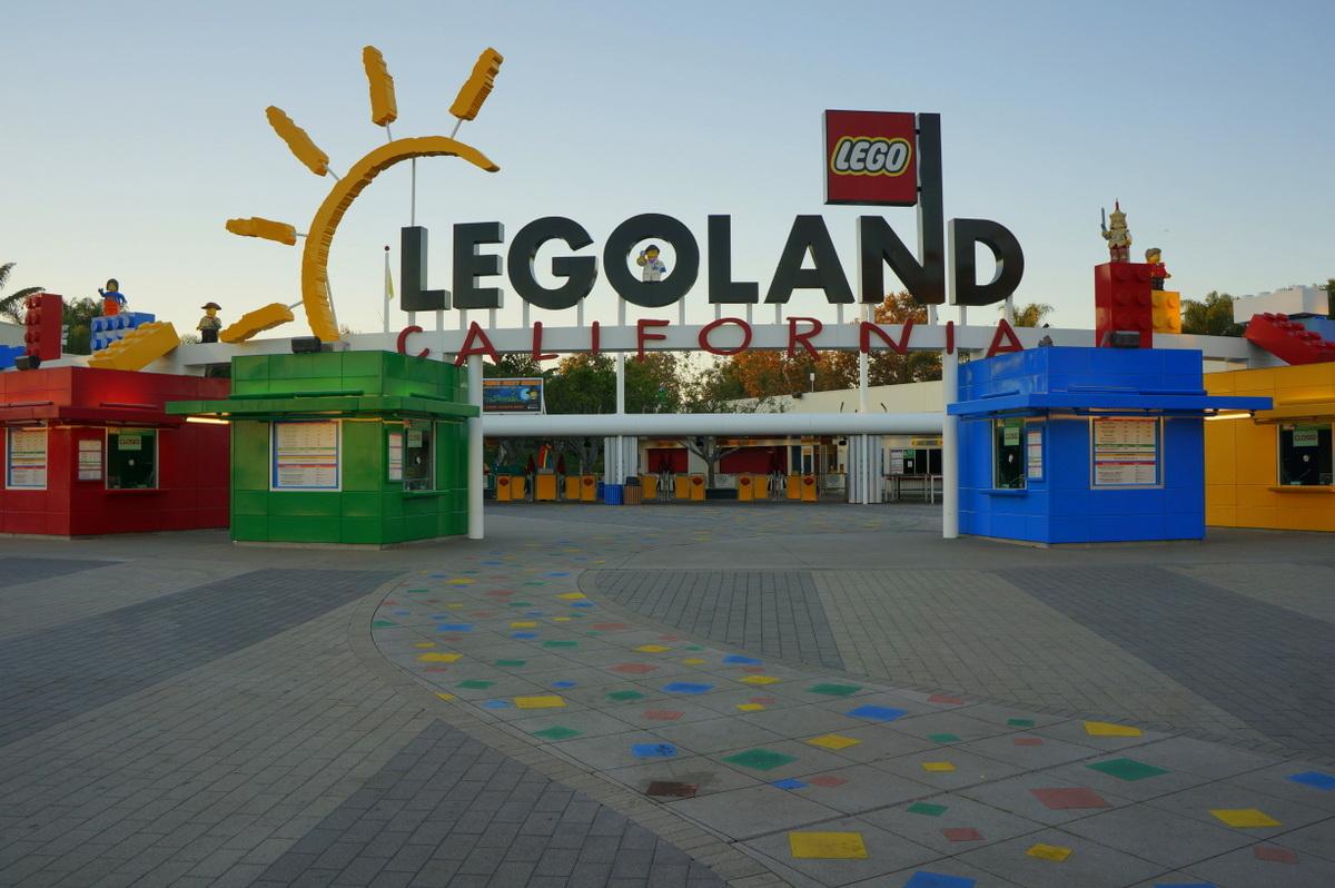 Guide To Legoland California No Back Home