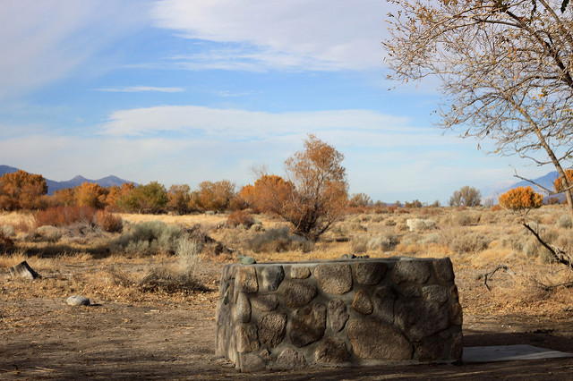 Visiting Manzanar Historic Site