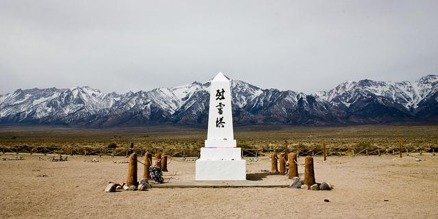 Visiting Manzanar National Historic Sitewith Kids