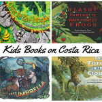 Kids Books on Costa Rica
