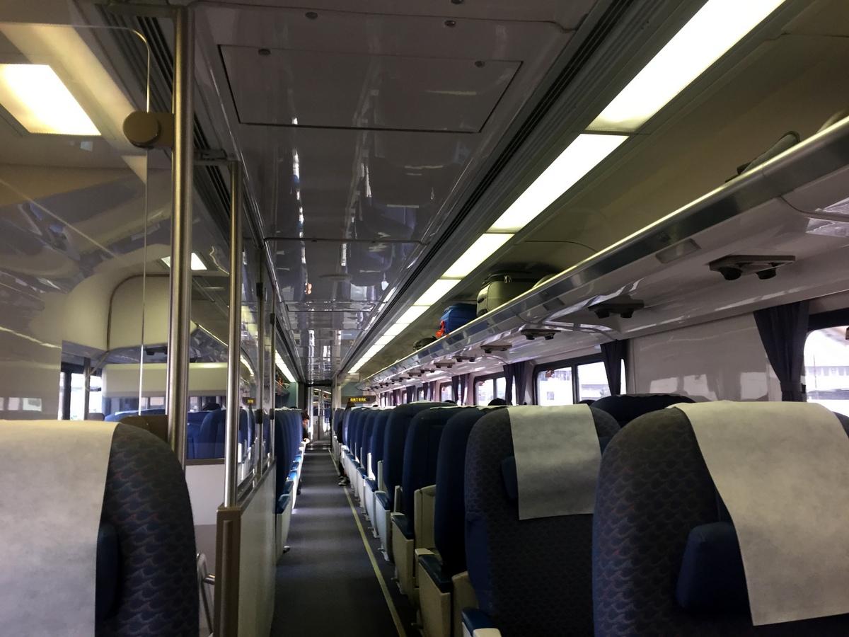 Train Journey to Oceanside