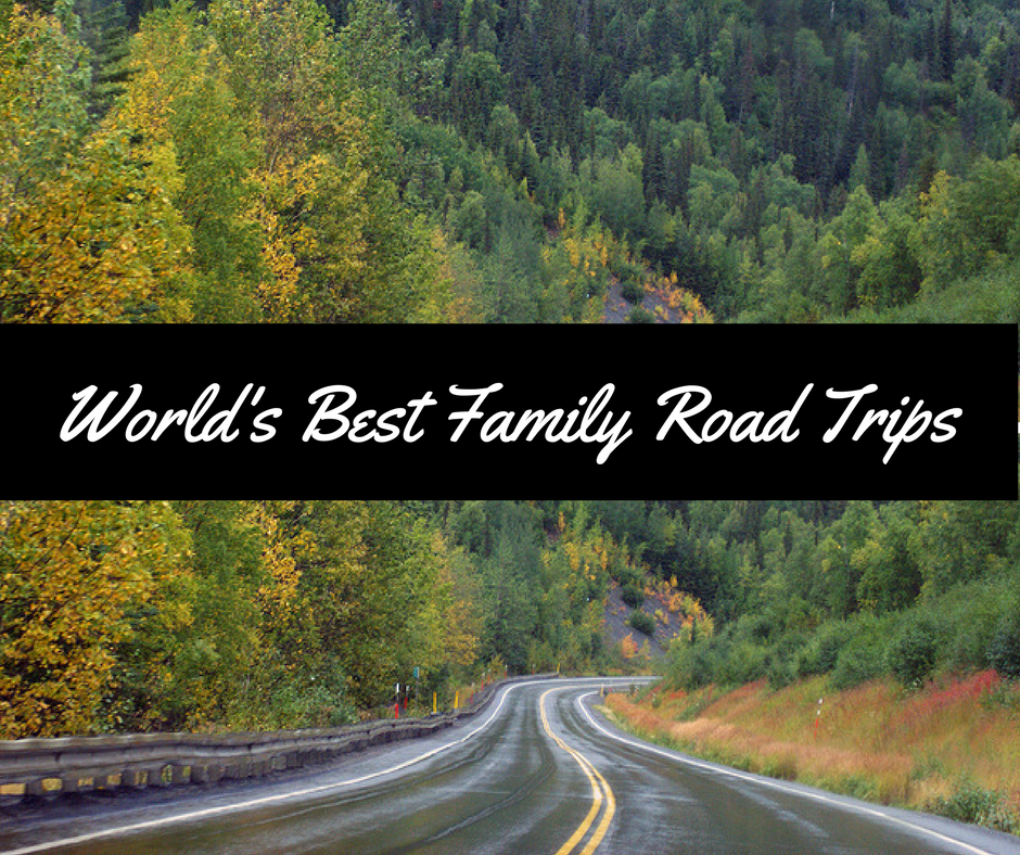 World's Best Family Road Trips - No Back Home