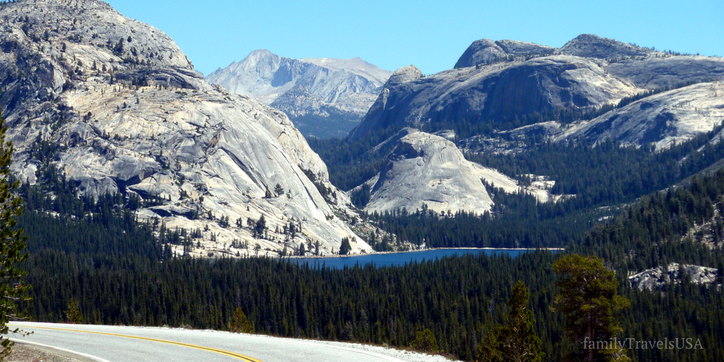 Best Family Road Trips - California