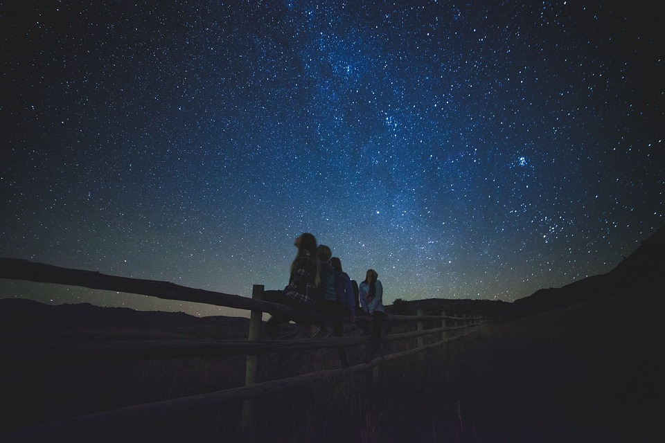 Top 5 Things to do in Palm Springs with Families - go star gazing