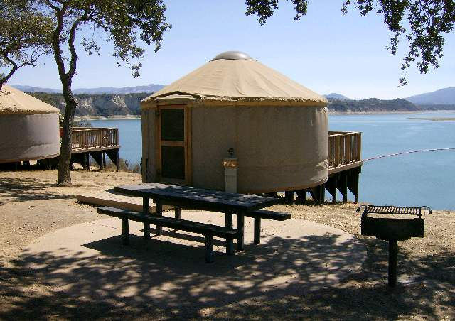 Glamping in Southern California