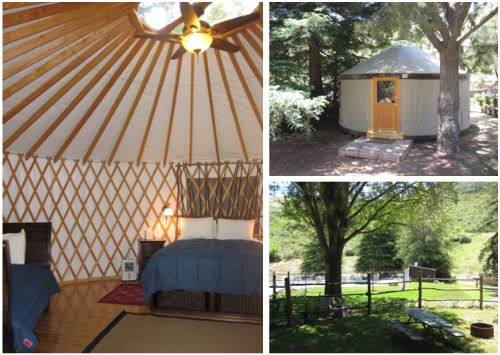 El Capitan is one of the best places for Glamping in Southern California