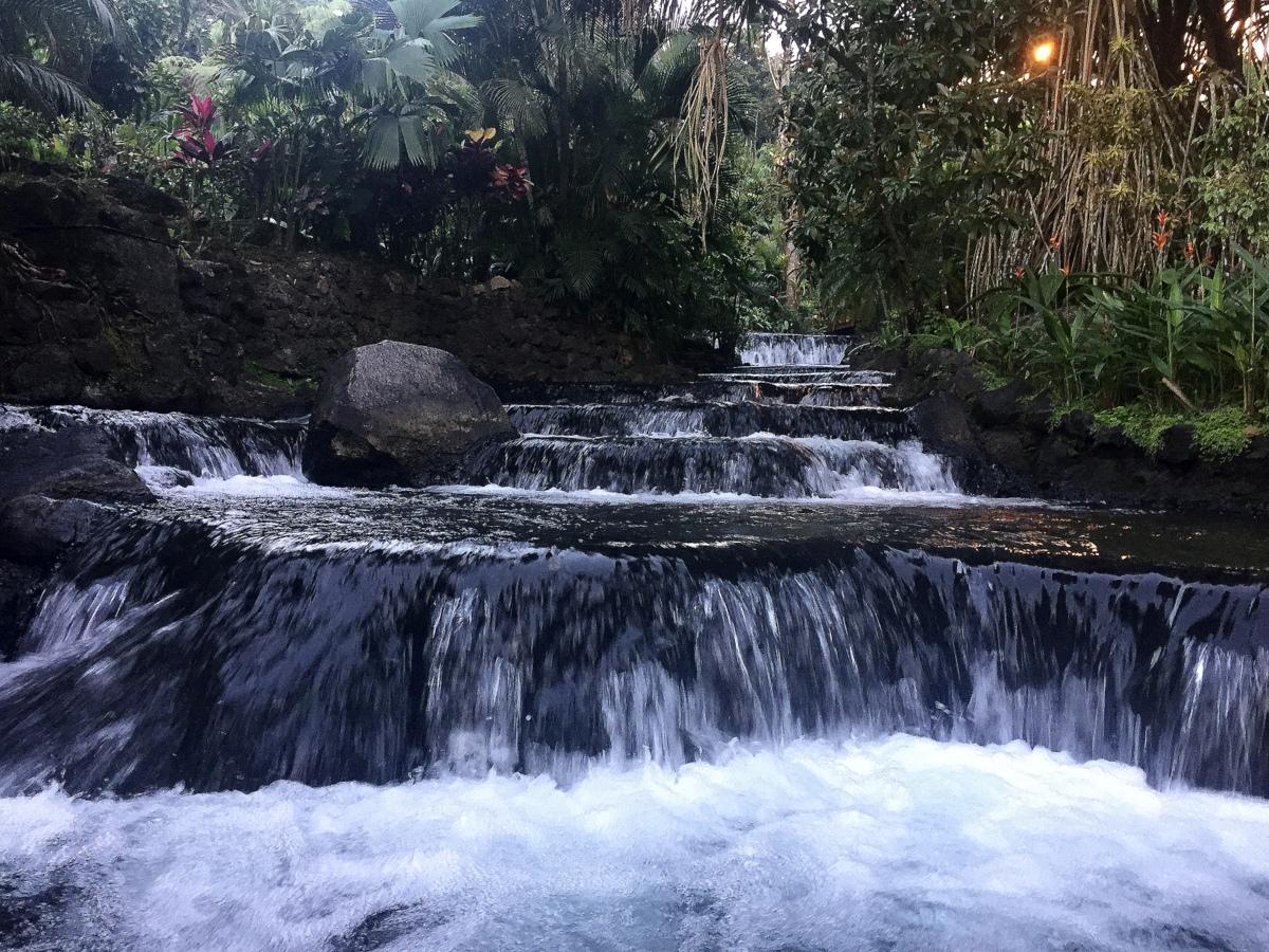 Top Arenal Activities- Hot Springs