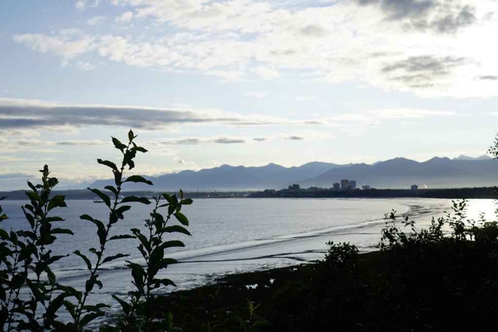 Our Alaskan Summer Adventure - Earthquake Park