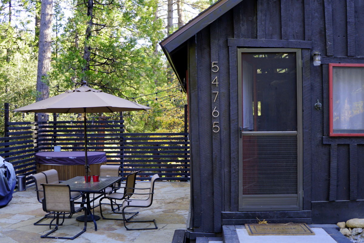 Glamping in Idyllwild with Kids