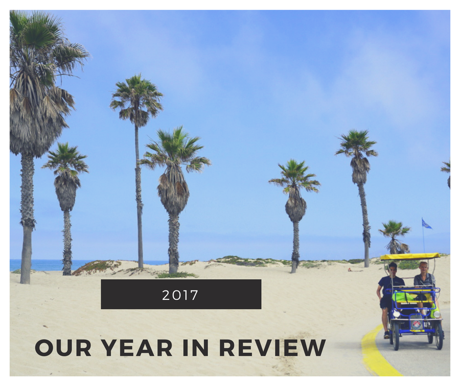 Year in Review | 2017 Summary - No Back Home