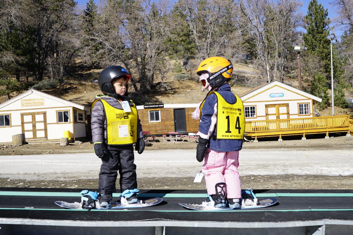 Best Ski Resort for Beginning Skiing Near Los Angeles
