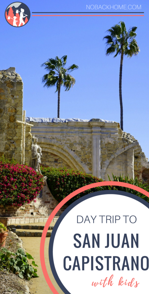 Day trip to San Juan Capistrano