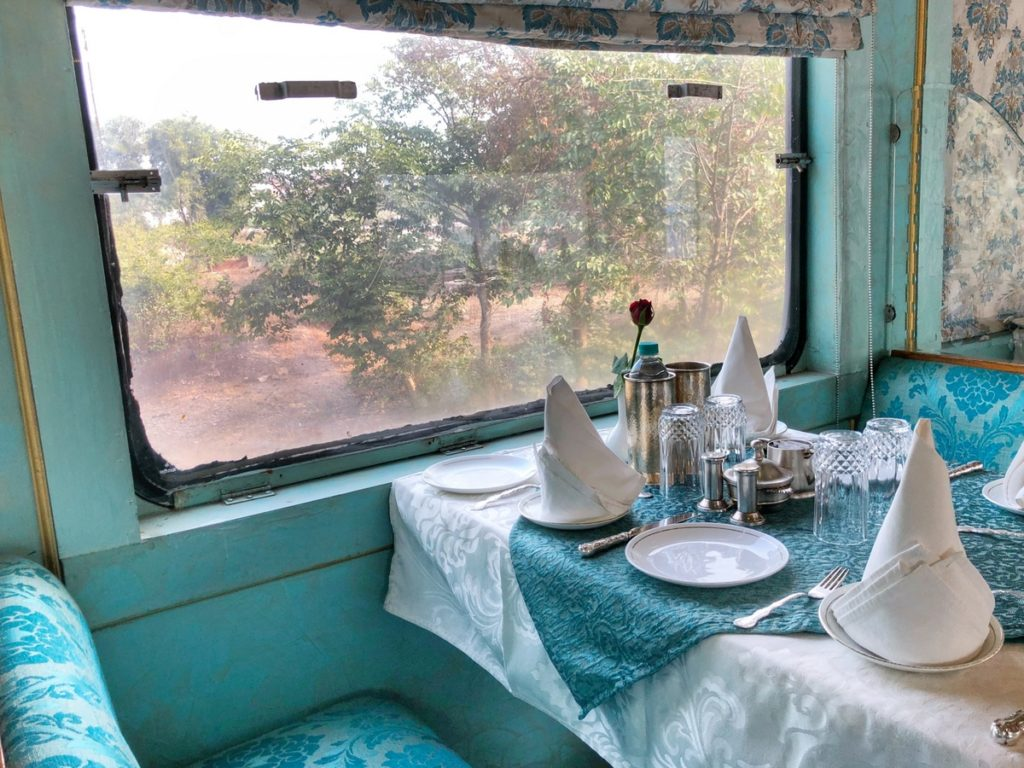 Palace on Wheels Review
