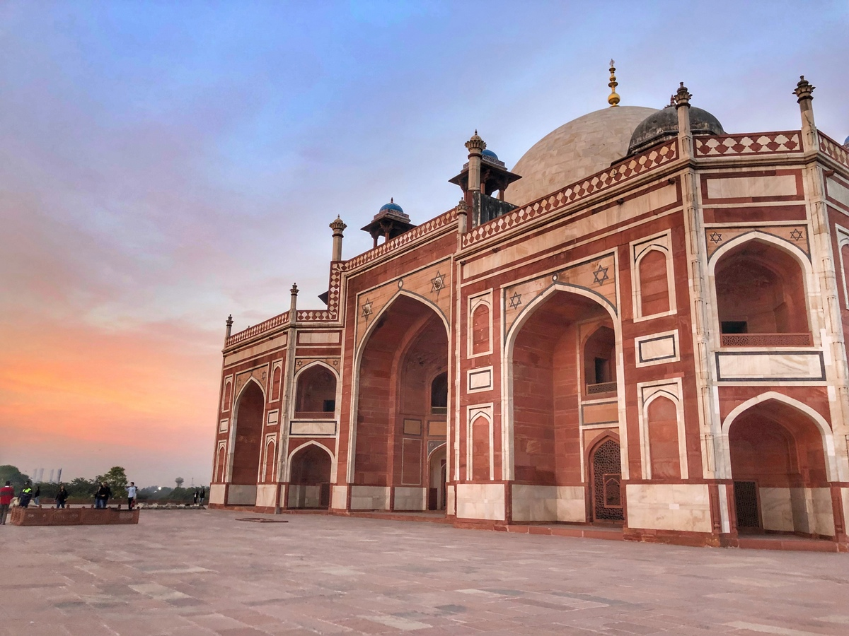 Best Place to Visit in Delhi for Sunset