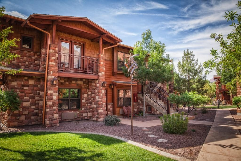 Best of Zion National Park Lodging