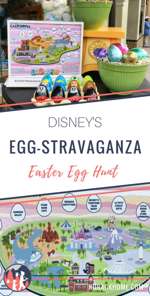 Disney's Easter Eggstravaganza Easter Egg Hunt