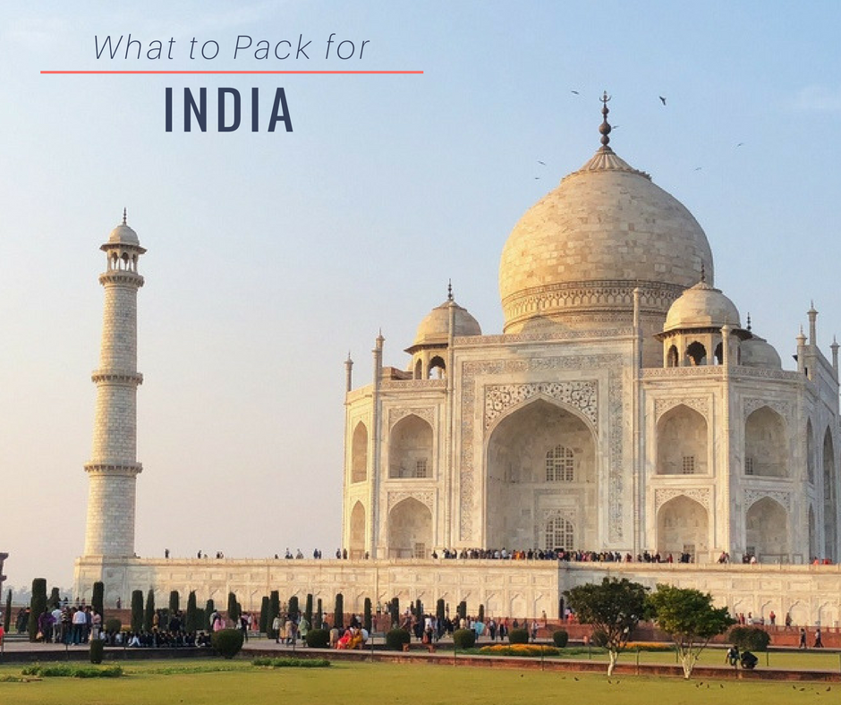 What to Pack for India (& What to Buy There) - No Back Home